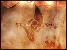 Steam-Front: Logo, Teaser by nicholaskole