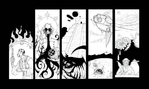 Steampunk Magazine- Apocalypse
