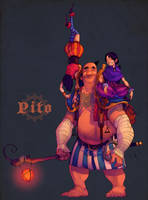 AnD - Pito and Twins by nicholaskole