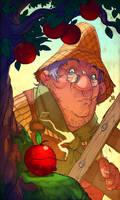 Apples Alive by nicholaskole