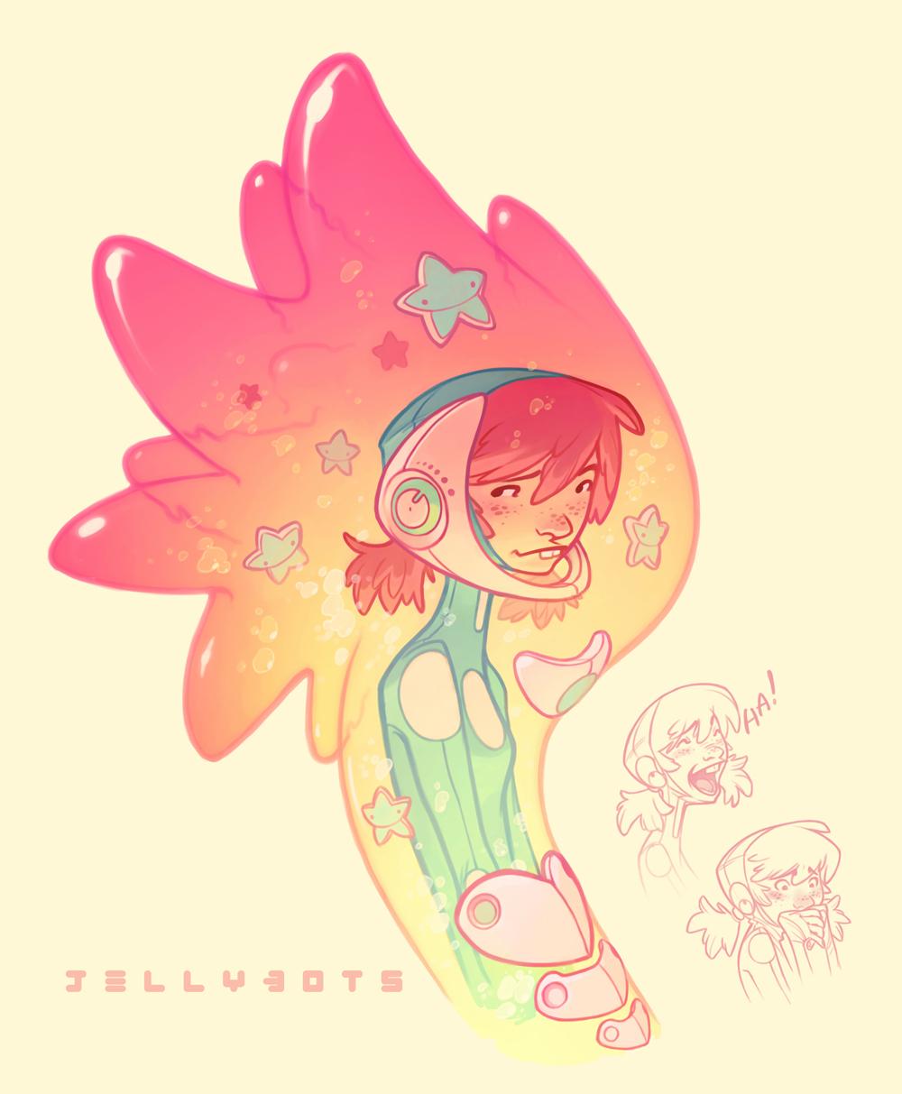 Jellybots: Lizzie