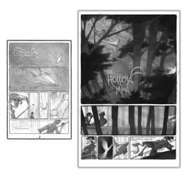 Flight 8: Page 1 Preview by nicholaskole
