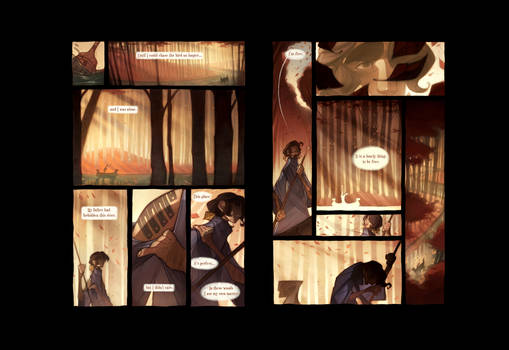 The Hollow Men: Pages 4 and 5