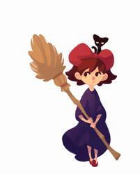 Mini Kiki by nicholaskole