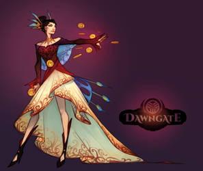 Dawngate Skin - Ballroom Mikella by nicholaskole