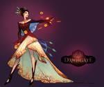 Dawngate Skin - Ballroom Mikella