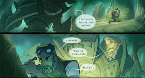 The Dawngate Chronicles - Page 7 preview by nicholaskole