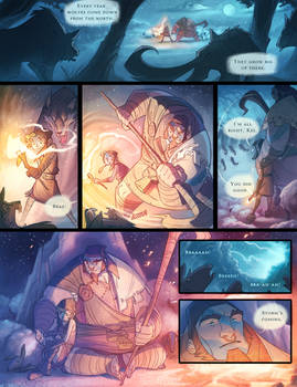 The Dawngate Chronicles - Page 11