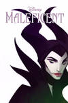 Maleficent: Unused Cover