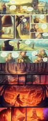 The Dawngate Chronicles - Friea by nicholaskole