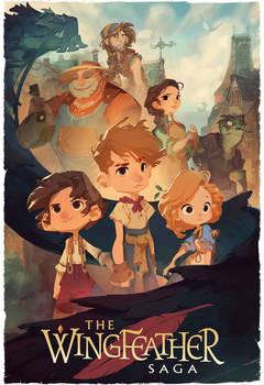 The Wingfeather Saga - Poster