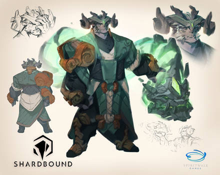 Sharbound - Vardan