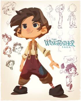 Wingfeather Saga - Kalmar