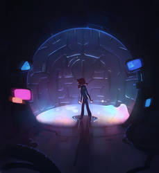 Jellybots - Lizzie's Portal