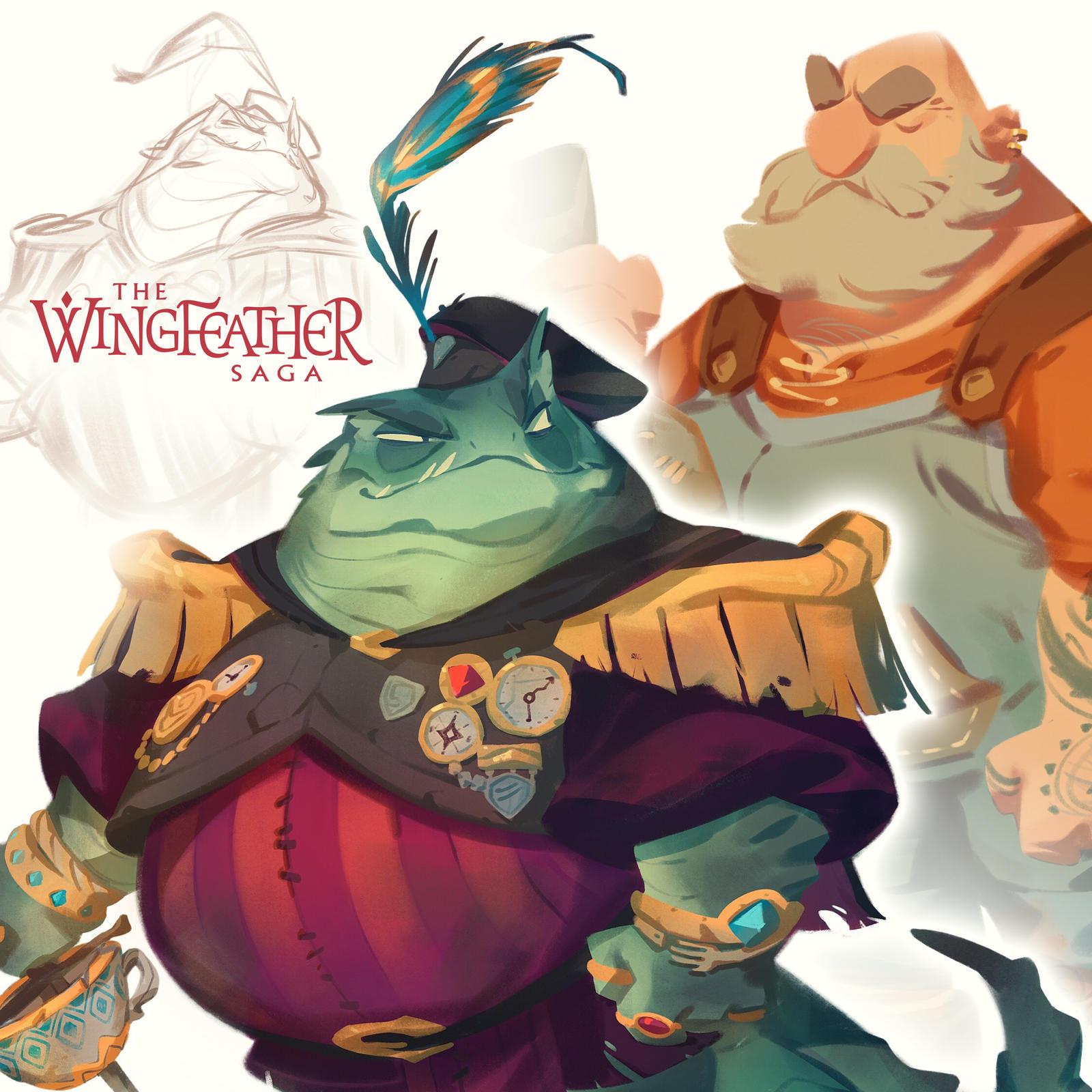The Wingfeather Saga - Short Film Released by nicholaskole