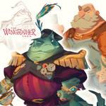 The Wingfeather Saga - Short Film Released