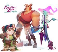The Adventure Zone - Tres Bois
