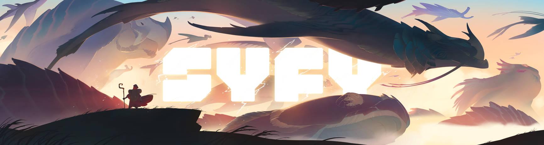 SYFY/SDCC promotion: Migrating Titans