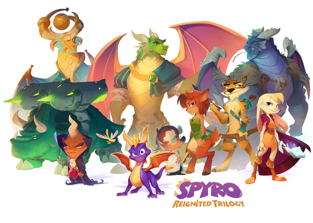 Spyro Reignited Launch Day!