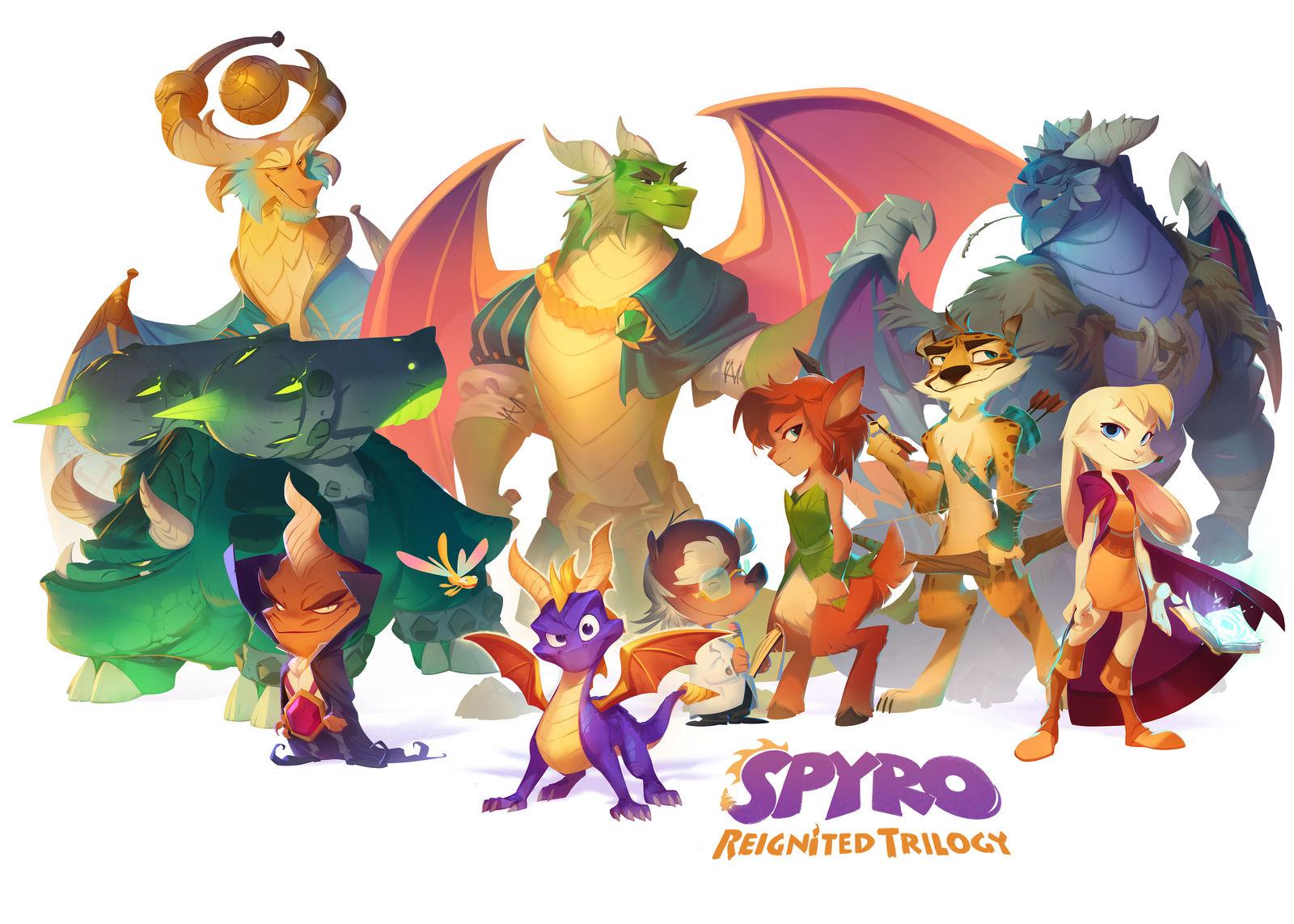 Spyro Reignited Launch Day!