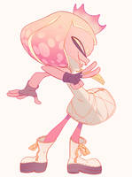 Splatoon 2 - Pearl by nicholaskole
