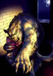 Werewolf Attacks? -Color-