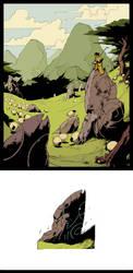 The Boy Who Cried Wolf by nicholaskole