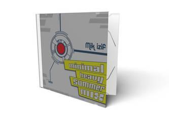 CD cover 4 Mik by subaddiction