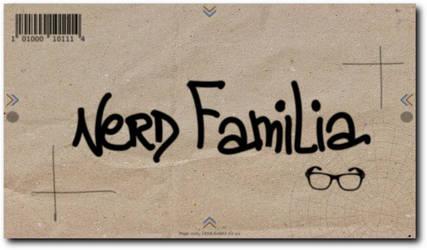 Nerd Familia banner