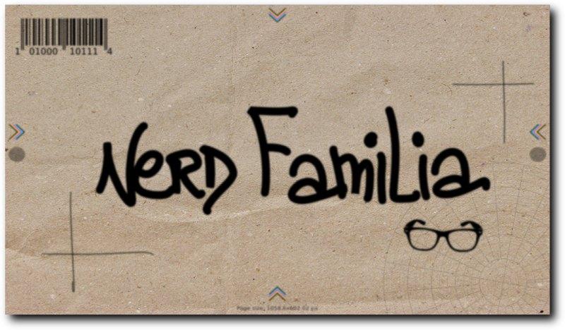 Nerd Familia banner by subaddiction