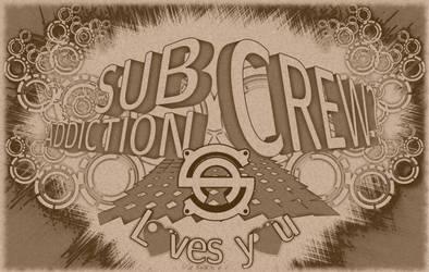 Subaddiction Crew Old School