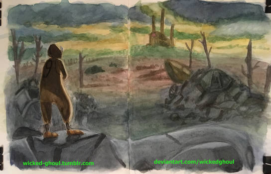 9 Landscape Painting