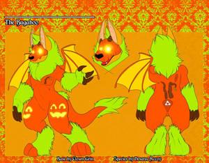 Pumpkin Guts - OPEN