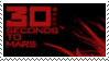 30 secodns to mars stamp by the-echelon