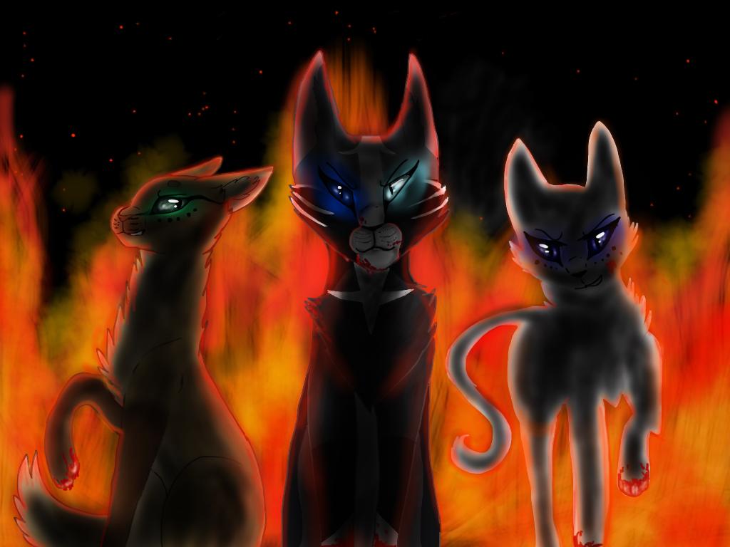 The Three by Leafstormy