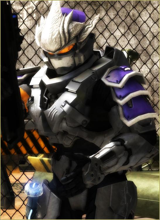 Halo 3 Armor by PvtWaffles