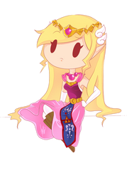 Diva Zelda by piketta