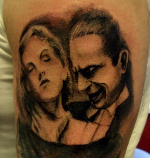 ongoing sleeve - sleeve tattoo