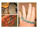 Friendship Bracelet +tutorial