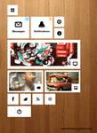 Windows-Style Mobile Dashboard