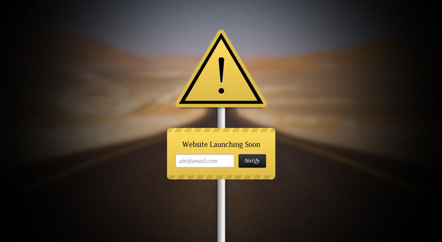 Website Launching Soon