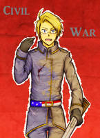 APH- Civil War America by Wet-flamE