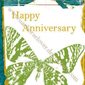 Card 3 ..:HappyAnniversary:.. by UaEHoRsELoVeR
