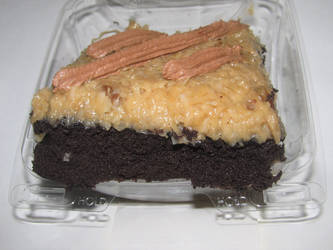 Safeway German Chocolate Cake
