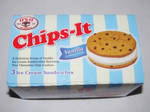 IT's-IT Chips-It 3 Vanilla Ice Cream Sandwiches