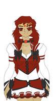 Sailor Phoenix - Mystic Senshi