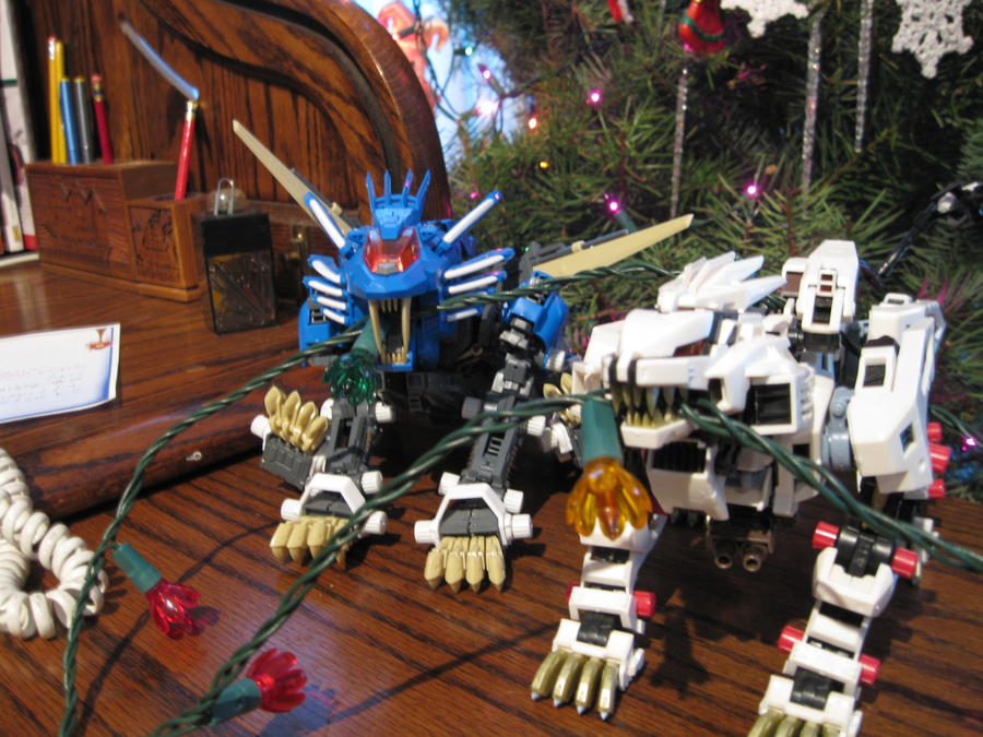 Felices Fiestas Zoidianas :3 Time_to_set_up_the_lights_by_liger_zero_schneider-d4kbf2f