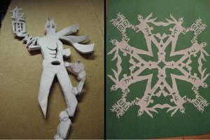 Kamen Rider Snowflake