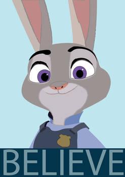 Judy Believe-Color Version
