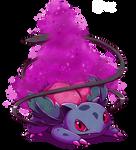 Poison Ivysaur